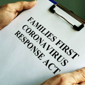 Reminder Families First Coronavirus Response Act (FFCRA) Goes Into Effect April 1